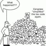 Una administración, un impuesto (y, si es directo,mejor)