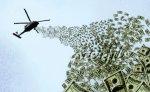 Helicóptero monetario