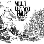La desigualdad como decisión(política)