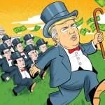 ¡Multimillonarios del mundo, uníos! (y pagad másimpuestos)